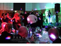 Live Party Band For Corporate Events available to hire in 2017 2018