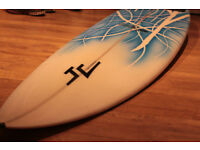 JC Hawaii / Josh Hoyer Pro Model 6'4 Shortboard Surfboard