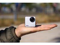 Mokacam 4K - (25fps) 4K UHD action cam (SONY 16mp sensor) + accessories (beats GoPro Hero 3!)