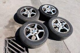 "Honda S2000 16""Alloy Wheels"