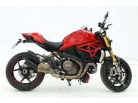 2014 Ducati Monster 1200 S with Extras and Only 2540 Miles, PRICE PROMISE