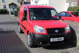 06 Fiat Doblo 1.3 Diesel Van £1500