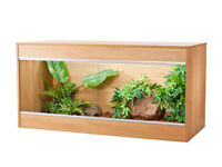 Wanted: 3/4ft Wooden Vivarium