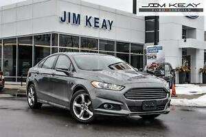 2013 Ford Fusion SE FWD W/MOONROOF, 1.6L ECOBOOST & REAR CAMERA
