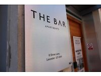 Luxury 1 Bed Apartment to Rent in the Bar Highcross Development Fully Furnished Leicester LE1