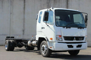 Fuso Fighter 1124 LWB Cab chassis