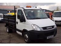 IVECO DAILY 35C 12 TIPPER – 08-REG
