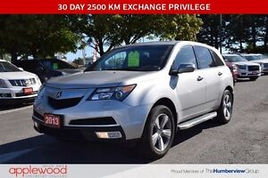 2013 Acura MDX AWD, LEATHER, SUNROOF, WINTER TIRES