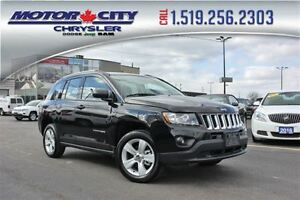 2016 Jeep Compass Sport/North Low K's 4X4 CD/MP3