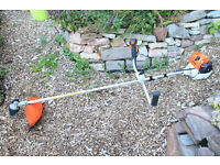 Stihl Fs90 Petrol Brushcutter / Strimmer with 4-mix engine - Barely used and great condition
