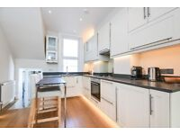 A beautifully refurbished two bedroom conversion apartment located on Boutflower Road.