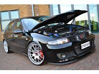 2003/03 Mk1 Seat Leon Cupra R - LCR, 260bhp, Stage 2 Ready, Big Spec, BBS's, etc..