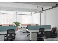 Bright, Spacious 20 Person Private Office in Central London