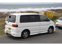 Mitsubishi Delica Space Gear - Camper / Day Van / MPV