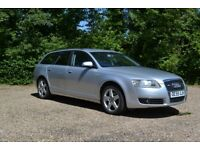 AUDI A6 2.0 TDI S Line ESTATE MANUAL 2006