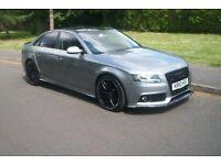 Audi, A4, Saloon, 2010, Manual, 1968 (cc), 4 doors £30-tax