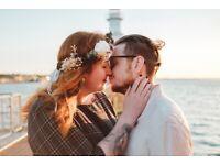 FREE couple, newlyweds & engagement outdoor photoshoot