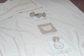 Twin cot bed set