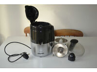 Magimix le Duo Juicer with all attachments