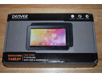 "TABLET DENVER TAQ-70292 - QC 1.2GHz - 512MB DDR3 - 8GB - 7"" Tablet"
