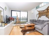 A exquisite split level 3 bed penthouse apartment in Clapham. Kings Avenue, SW4
