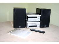 Yamaha FM/AM Tuner and CD Audio System