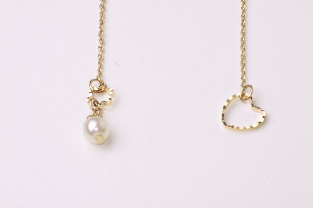 original celestial long dose doseofrose rose product com by asymmetric chain notonthehighstreet earrings of