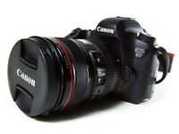 Canon 6D + Canon EF 24-70mm f/2.8L USM + Canon EF 50mm f/1.8 STM