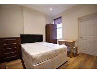 Studio Flat Inclusive of Bills in Hounslow Central