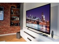 New LG 55UF770V 55 Inch Smart 4K UHD 2160p LED TV with Freeview HD and built in wi fi