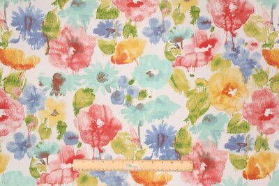 (SWAVELLE MILL CREEK ARDROSSAN IN SPRINGTIME INDOOR OUTDOOR HOME DECOR FABRIC )