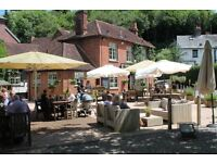 Full Time Supervisor required for a busy food led country pub