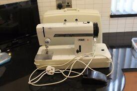 PFAFF 84 SEWING MACHINE - GOOD RELIABLE MACHINE