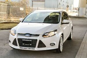 2014 Ford Focus Titanium Loaded  LANGLEY LOCATION