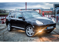 Immaculately presented and well looked after 2006 Porsche Cayenne S for sale