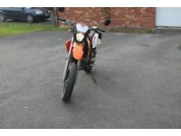 Rieju MRT 50c Motorcycle - 1 year old, Perfect First Bike/Christmas Present - £2,250 o.n.o.