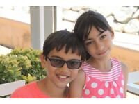 Lively, friendly live-in au pair wanted to look after 2 well behaved children in North London
