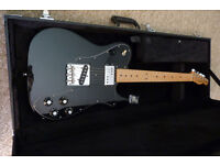 Fender Telecaster Custom 72 Reissue, with hard case