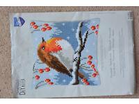 Embroidery- Cross Stitch Cushion Kit