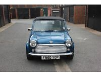 Austin Mini Mayfair Convertible Auto