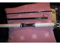 Surplus New Salmon Fly Rod