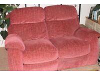 Recliner Double Sofa