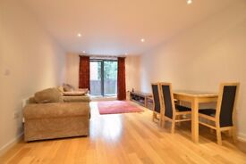 TWO BEDROOM, TWO BATHROOM APARTMENT LOCATED IN COLLIERS WOOD, SW19