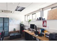 Spacious studio space/ Bright creative office in Hackney, East London