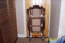 Handmade Lounger/reclining Chair