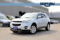 2010 Chevrolet Equinox LTZ Leather - Dual exhaust - Power driver