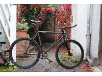Christmas Sale GOKU Cycles Steel Frame Single speed road bike TRACK bike fixed gear bike 144