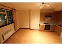 Beautiful flat above shops with private parking and en suit with office room avail now near station