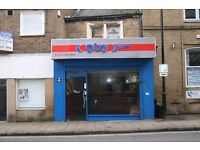 Fast food takeaway business for sale Pudsey City Centre excellent location