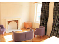 Spacious first floor three bedroom apartment with roof terrace on Islington's Caledonian Road N1